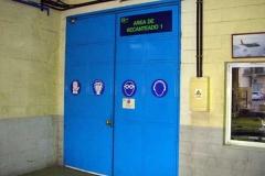 Placas de seguridad, Placas de servicio, placas de señalización de servicios