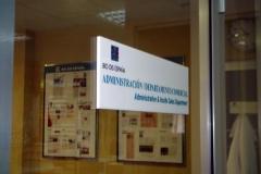 Señalización de Oficinas, Placas de señalética para oficinas en Sevilla